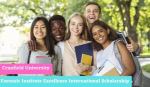 Forensic Institute International Scholarship
