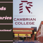 Scholarships for foreigners at Cambrian College
