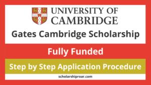 Games Cambridge Scholarship