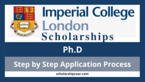 Imperial College London Scholarship